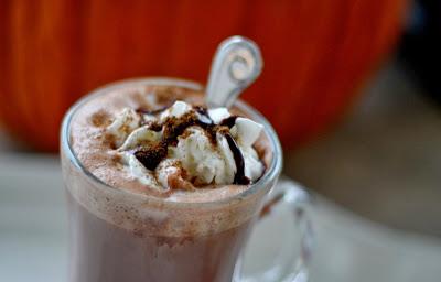 Pumpkin Spiced Hot Cocoa