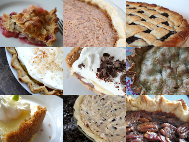 ABK Pie Roundup!