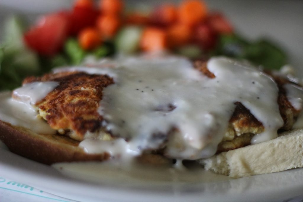 The Best Chicken Fried Steak You'll Ever Eat