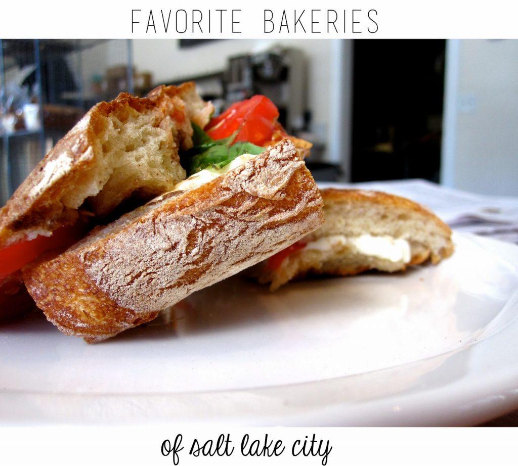 Favorite Bakeries Downtown SLC