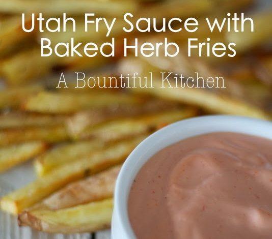 Utah Fry Sauce
