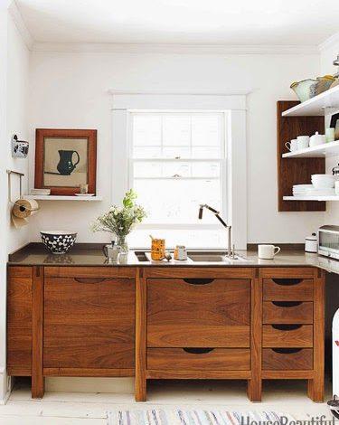 Scandinavian Kitchen Inspiration – House Beautiful