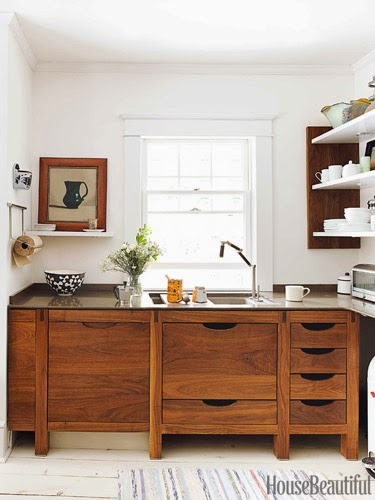 Scandinavian Kitchen Inspiration – House Beautiful