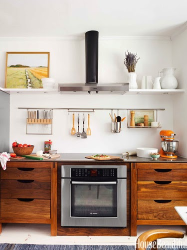 Scandinavian Kitchen Inspiration - House Beautiful