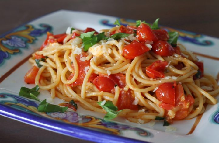 Margherita Pasta (updated)