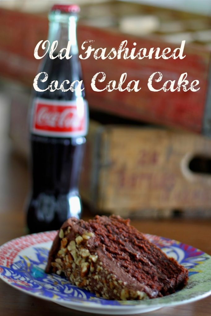 Old Fashioned Coca Cola Cake