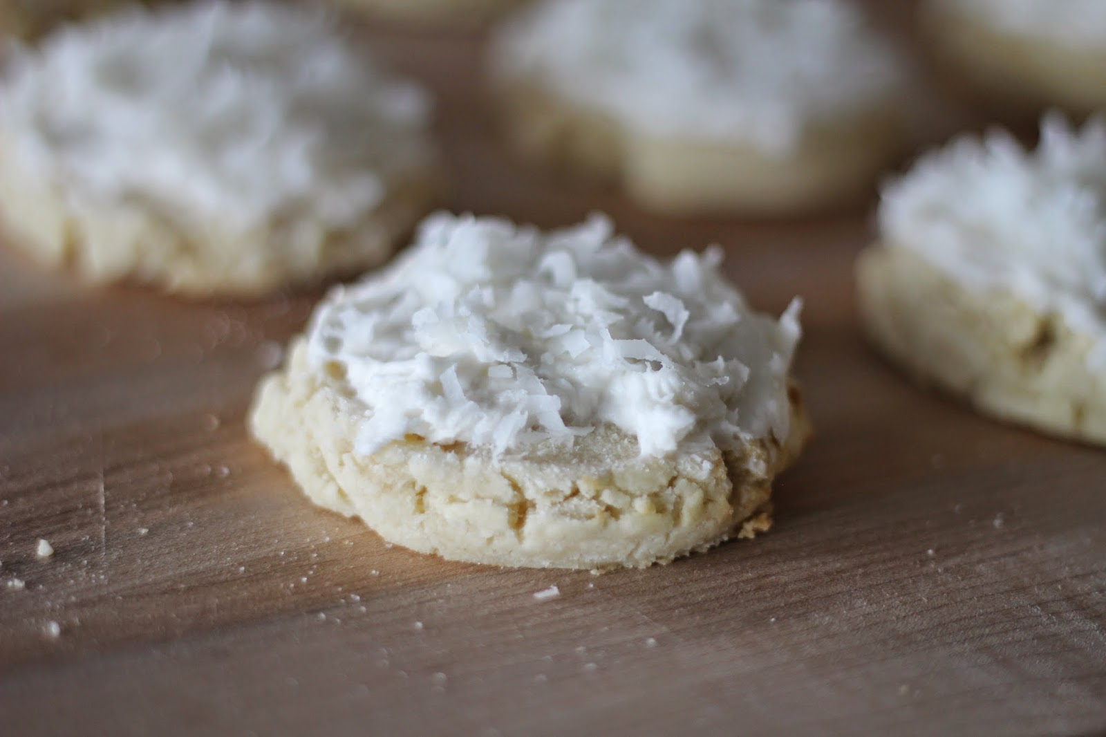 Coconut Cream (Swig) Cookies