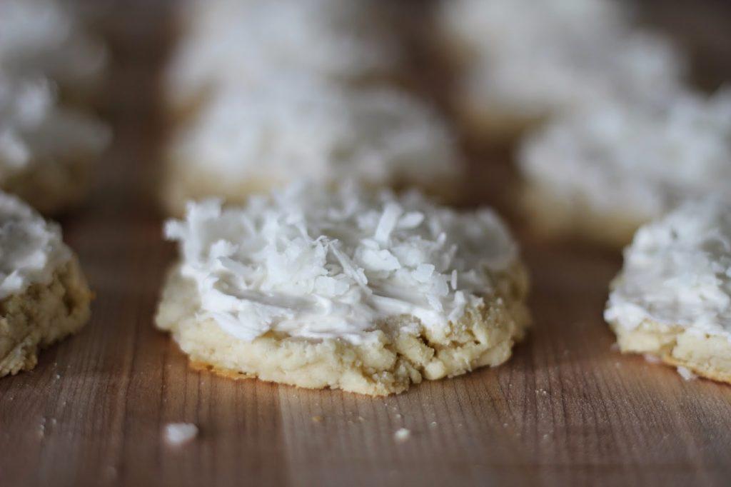 Coconut Cream (Swig) Cookies