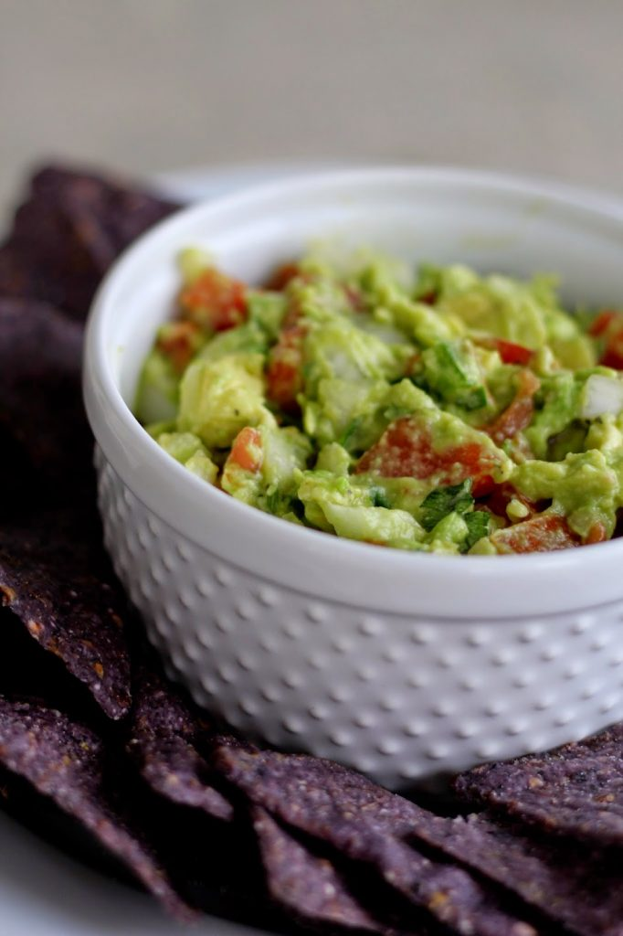 ABK's Ultimate Chunky Guac