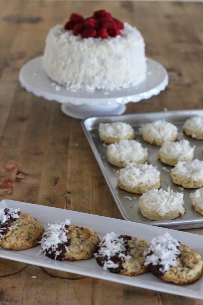 Three Sweet Coconut Treats for Your Valentine