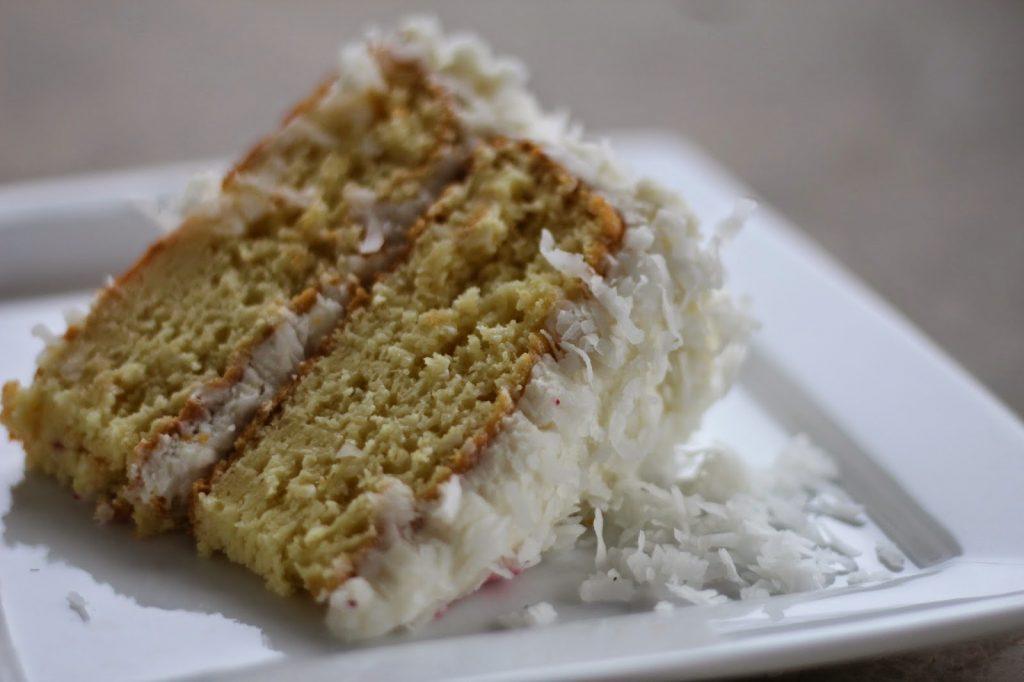 Nan's Coconut Cake