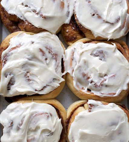 World's Best Cinnamon Rolls