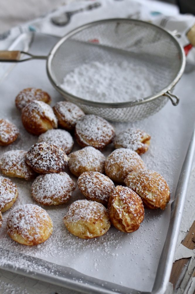 Easy to make Buttermilk Aebleskivers