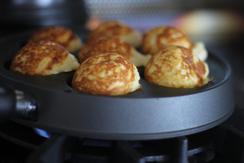 Buttermilk Aebleskivers