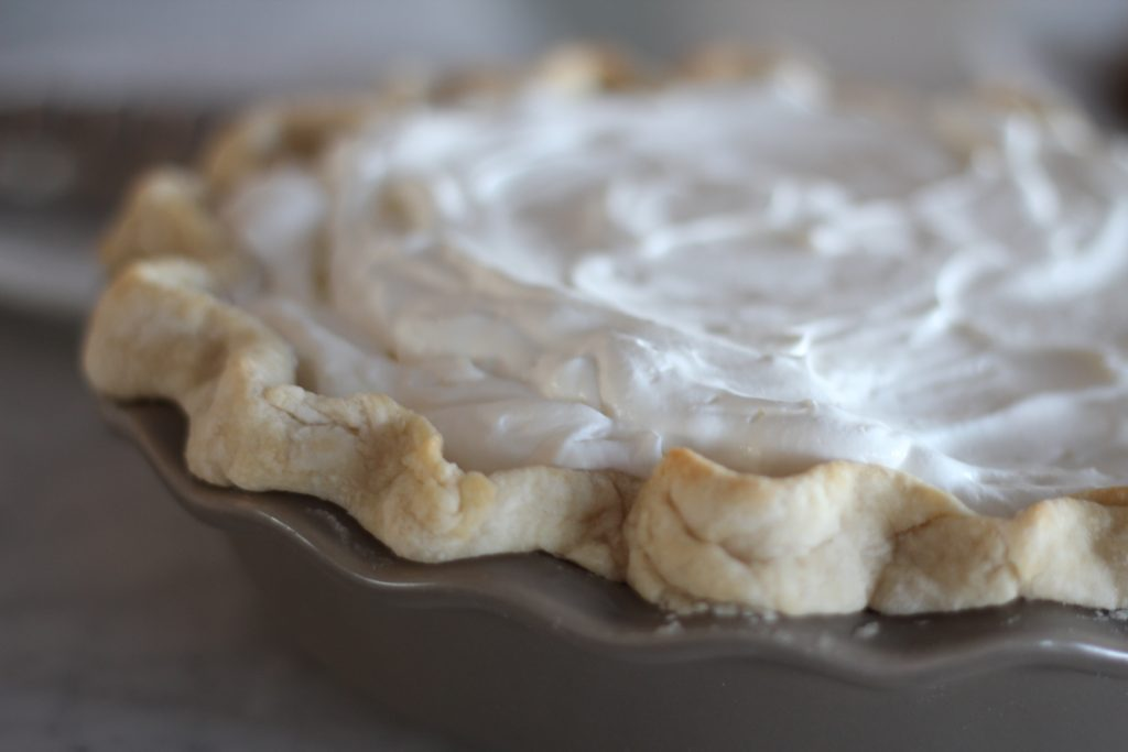 Better Than Mom's Banana Cream Pie