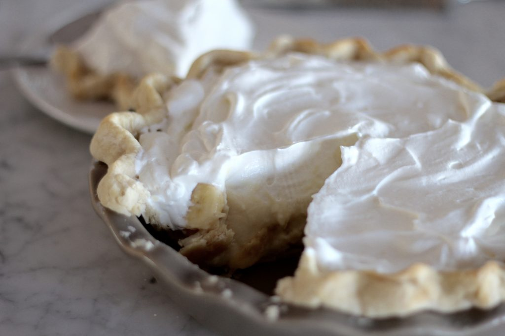 Better Than Mom's Banana Cream Pie