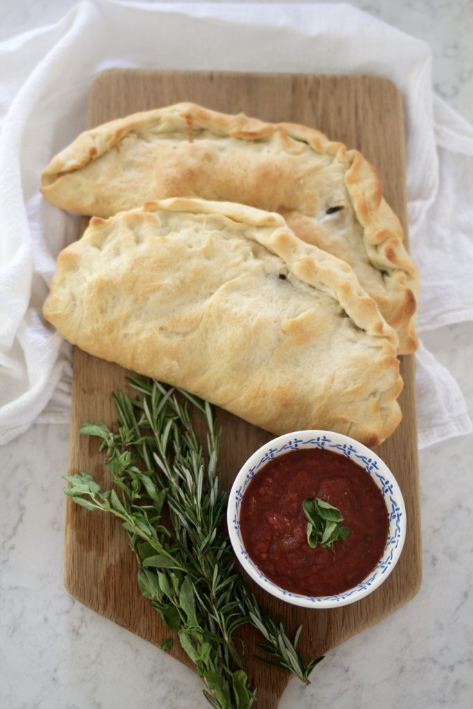 ABK's Homemade Calzones- Updated!