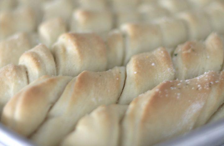 ABK Soft Herb Breadsticks