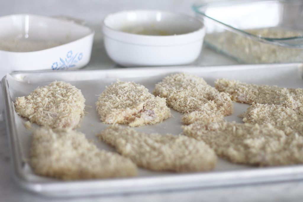 Panko Chicken Strips