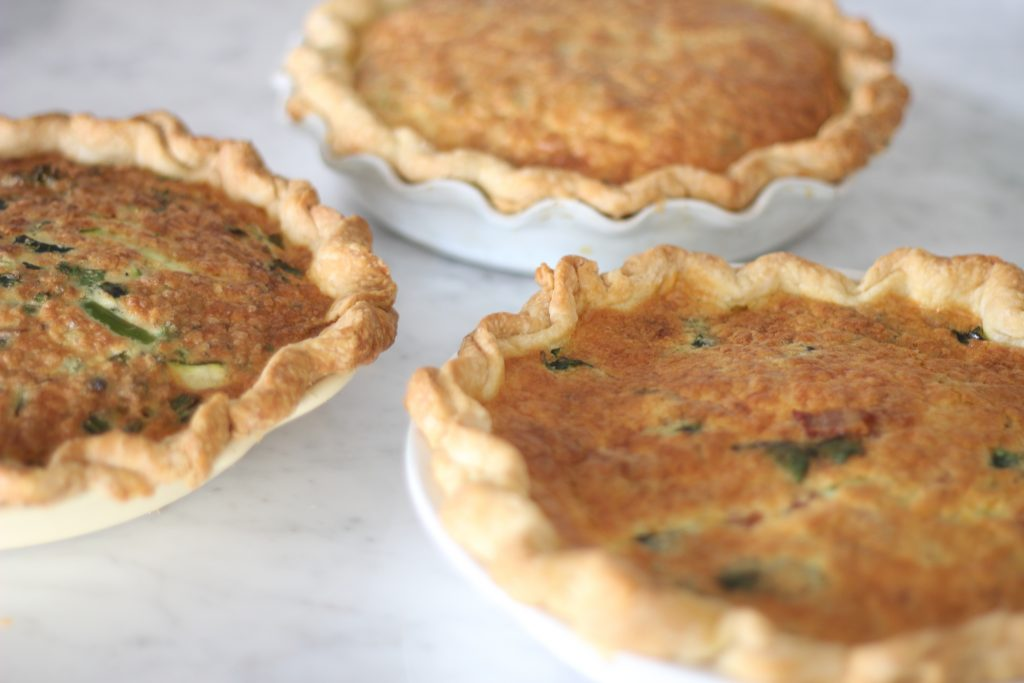 Queen Elizabeth's Favorite Quiche
