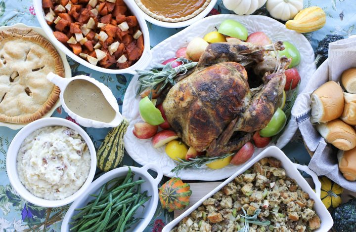 ABK Essential Holiday Dinner