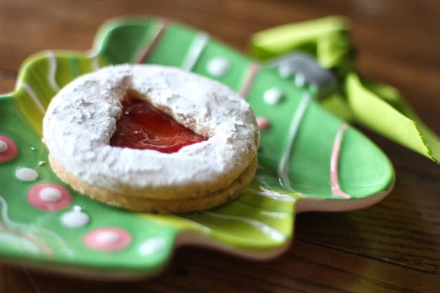 linzer-cookies   A Bountiful Kitchen