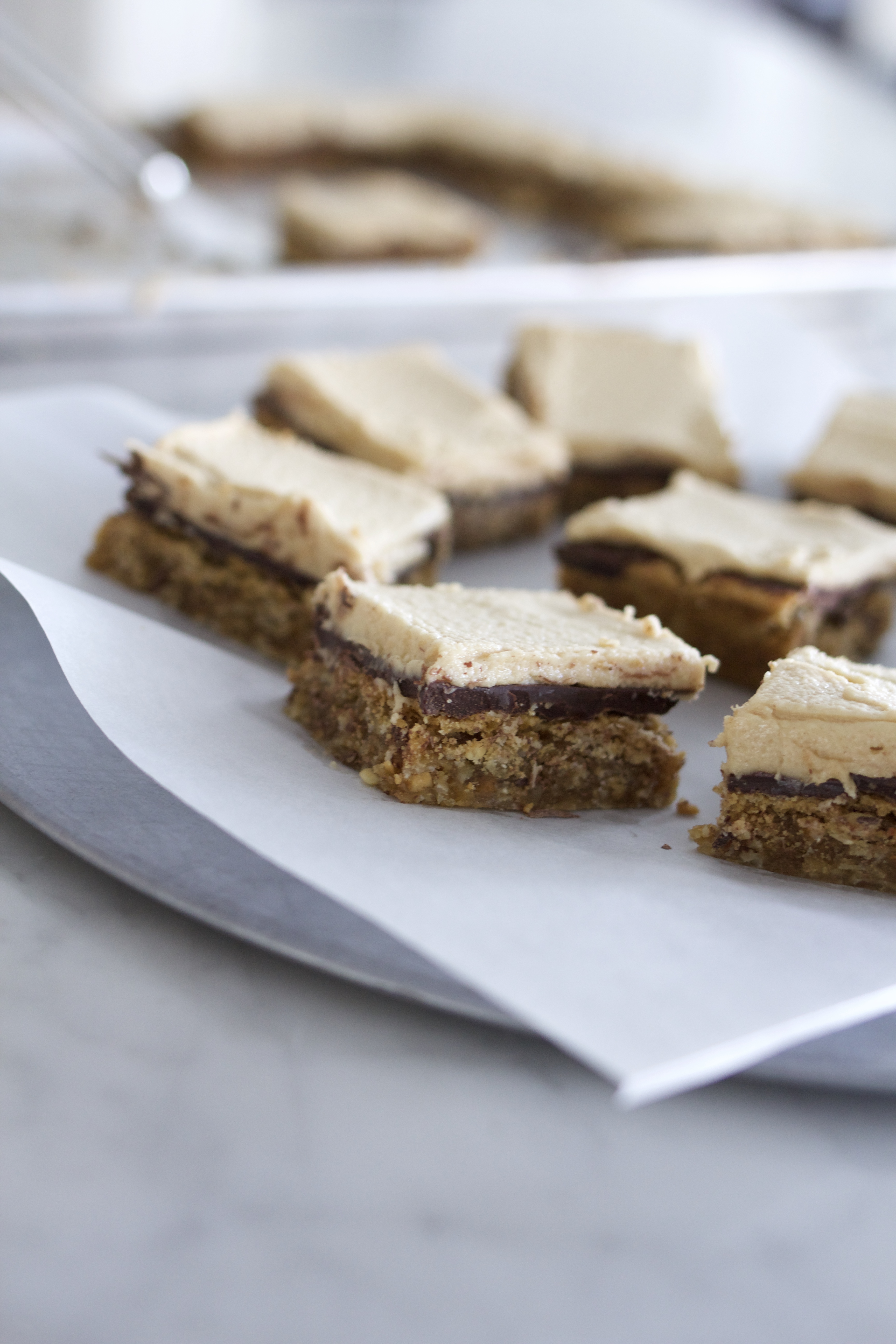 Perfected Peanut Butter Bars