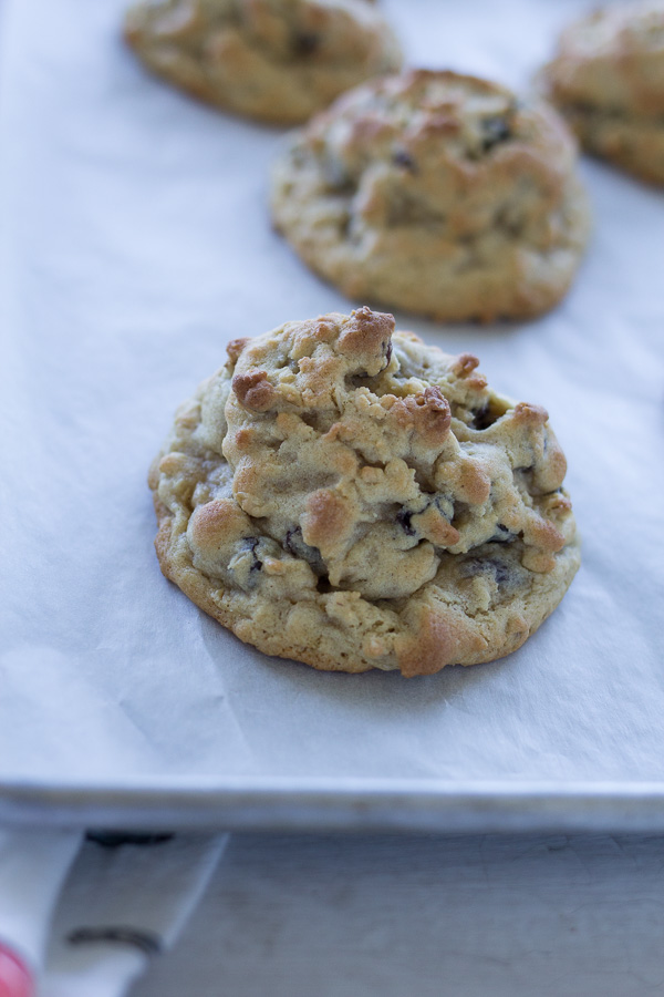 Levain Bakery Oatmeal Raisin Cookie