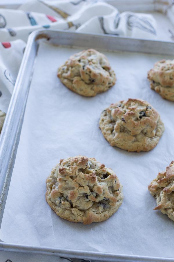 Levain Bakery Oatmeal Raisin Cookie A Bountiful Kitchen