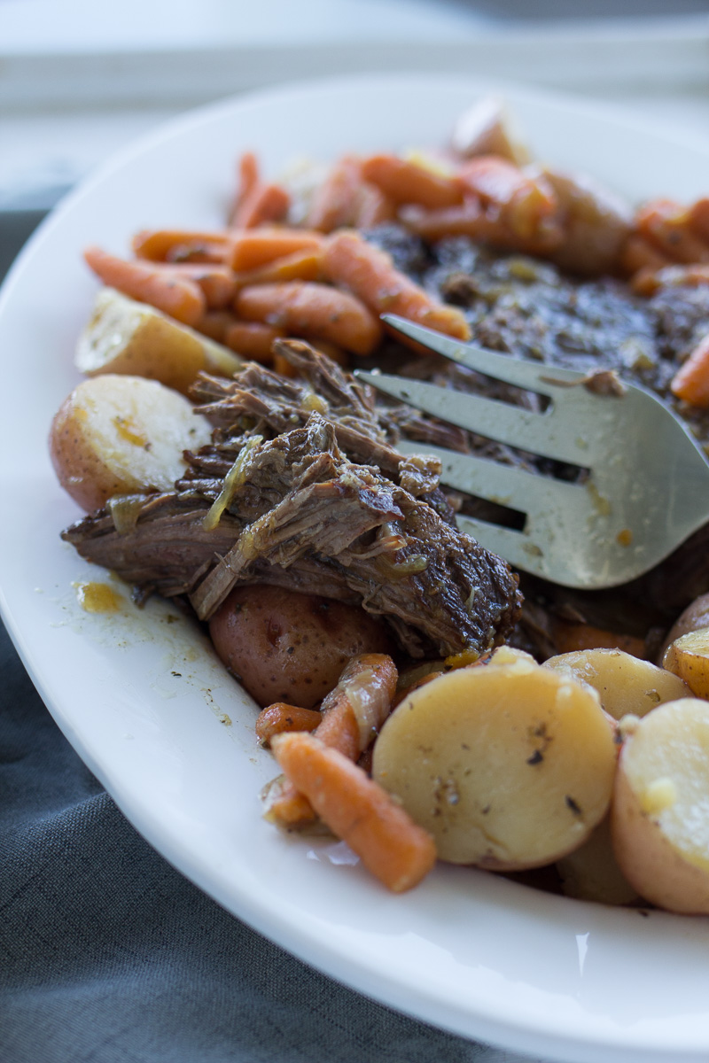 How to Cook Pot Roast in the Instant Pot