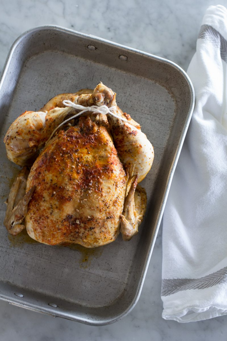 Instant Pot Whole Rotisserie-Style Chicken