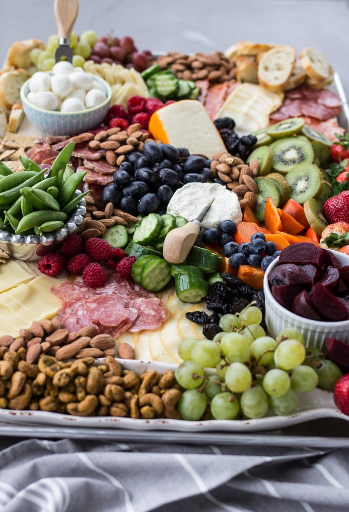 How To Build A Charcuterie Board A Bountiful Kitchen