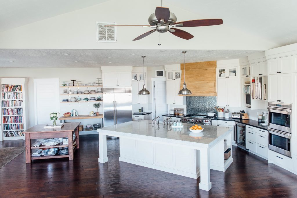 10 Tips for designing a kitchen