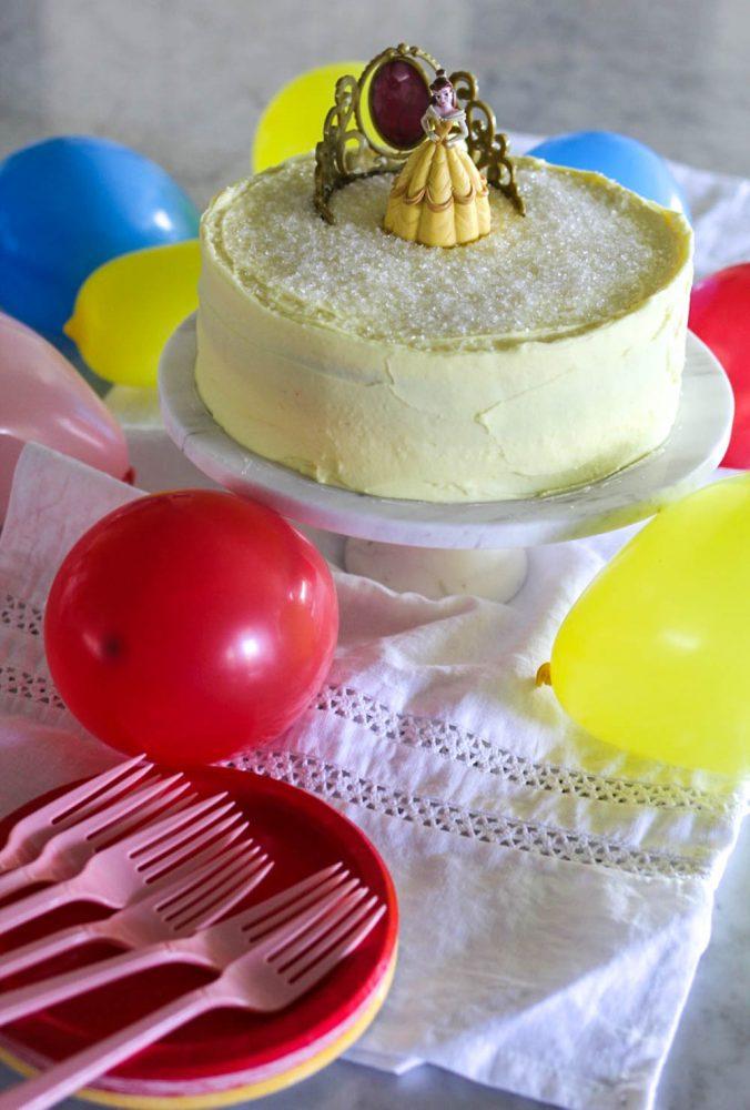Sensational Funfetti Birthday Cake Recipe A Bountiful Kitchen Personalised Birthday Cards Paralily Jamesorg