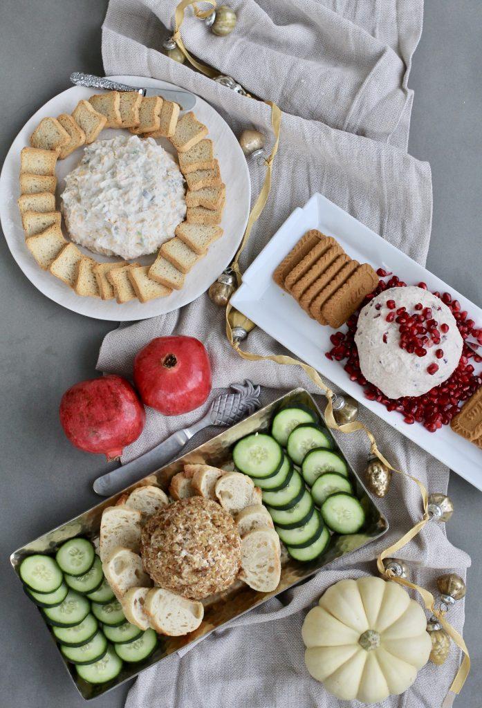 Three Easy Cheese Ball Recipes