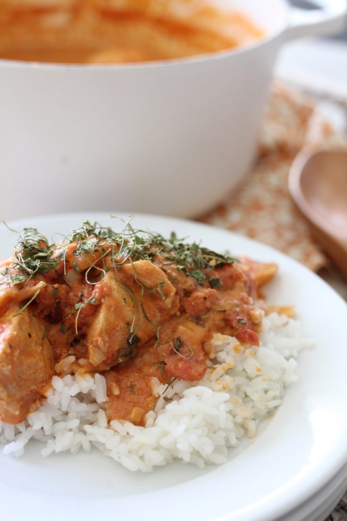 Indian Butter Chicken recipe