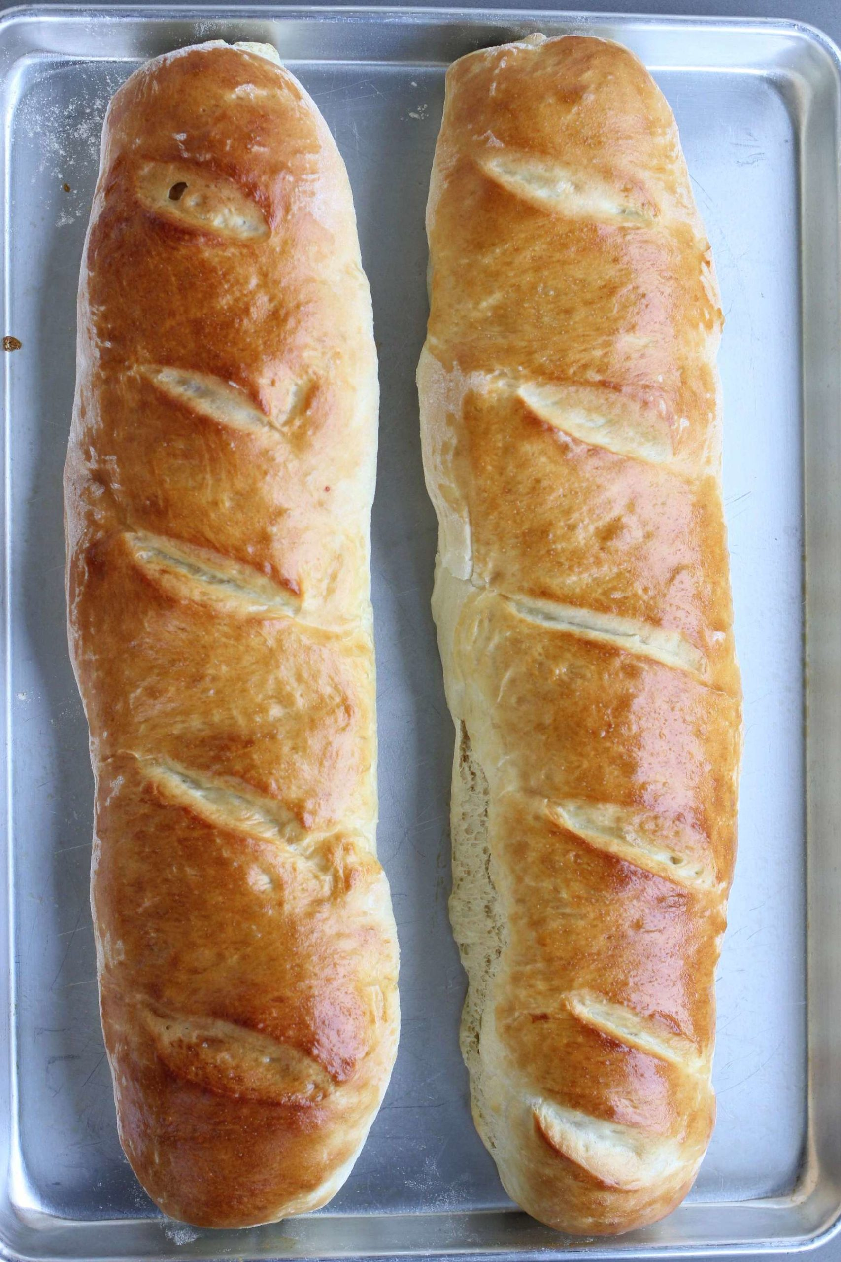 Diane S No Fail French Bread A Bountiful Kitchen