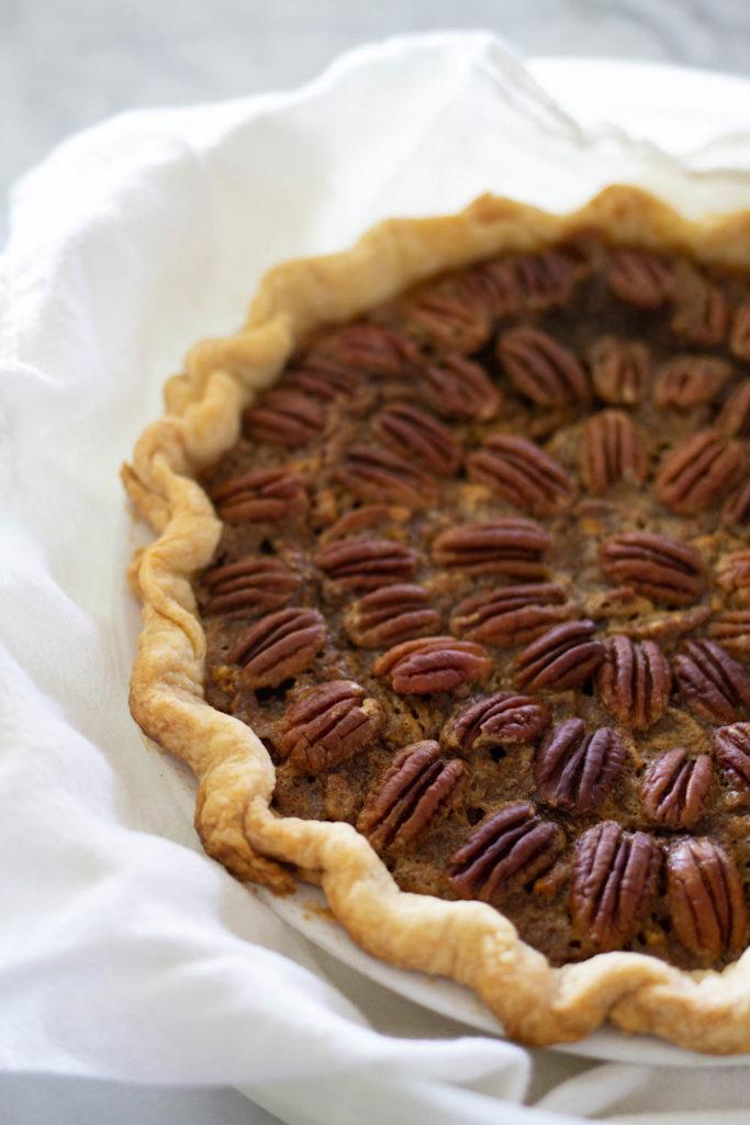 Fresh Pecan Pie