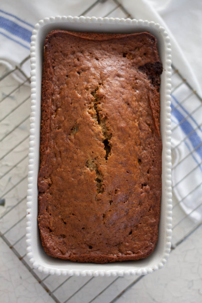 Basic Banana Bread
