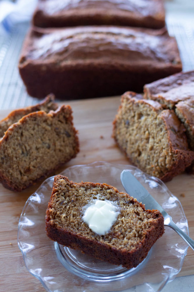 Best Basic Banana Bread