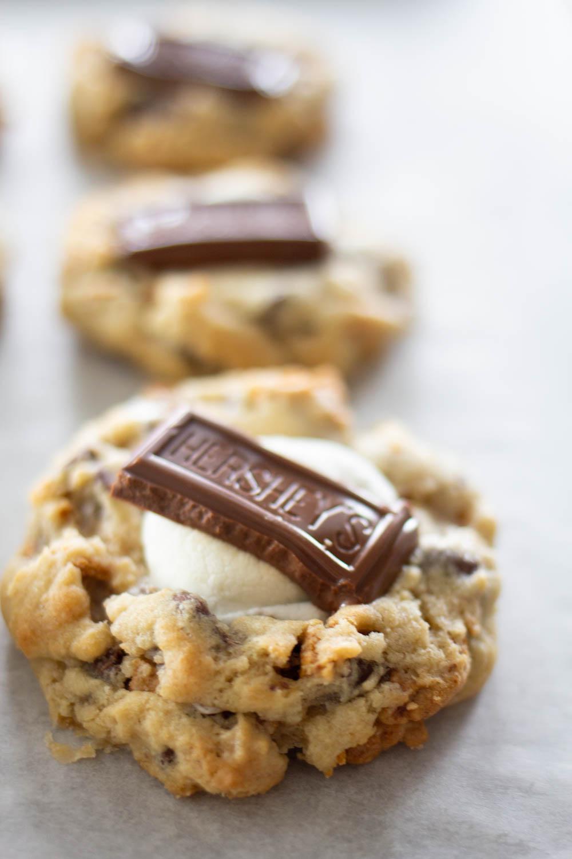 Best S'mores Cookie