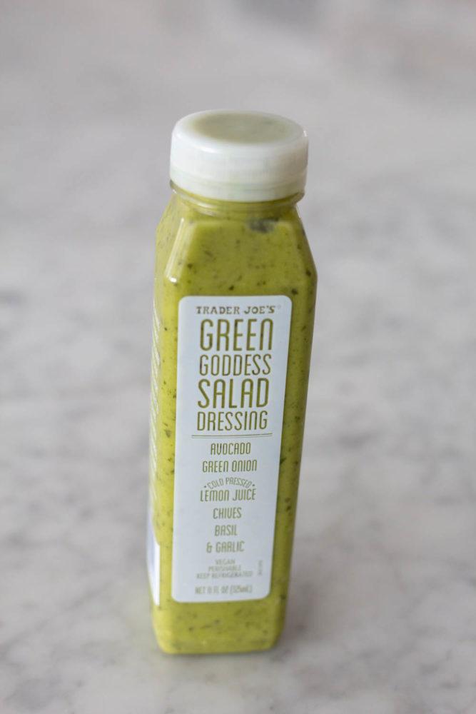 Trader Joe's Green Goddess Salad Dressing