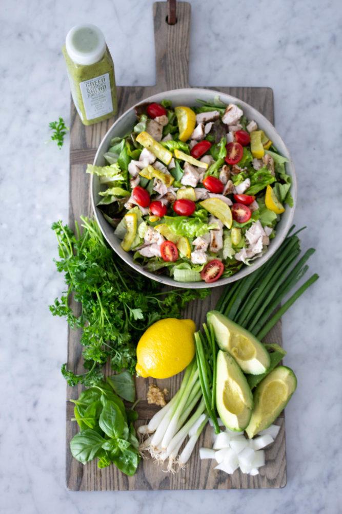 Trader Joe's Green Goddess Salad Dressing Recipe