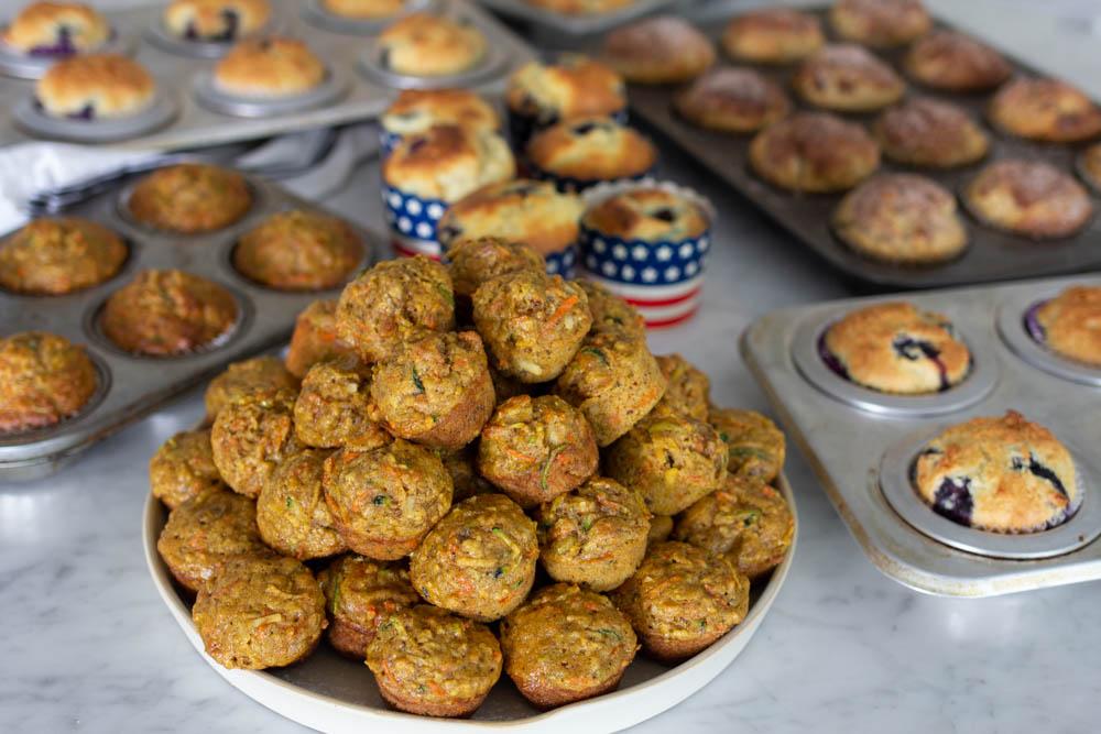 Homemade muffins!