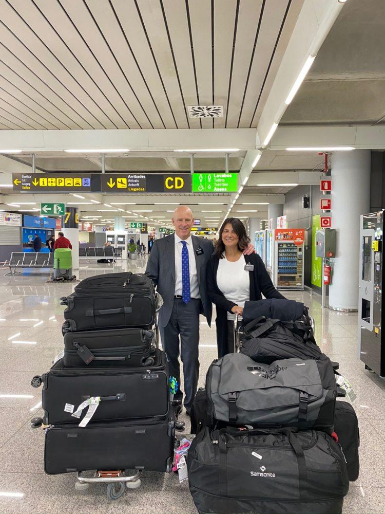 Palma de Mallorca Airport  arrival