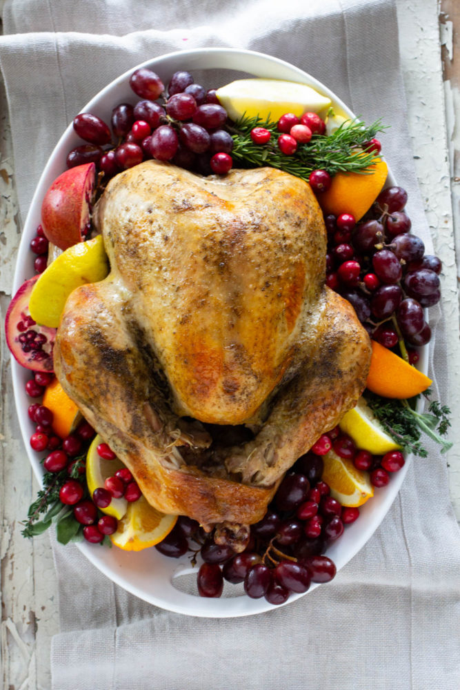 How to Roast a Turkey in a Bag