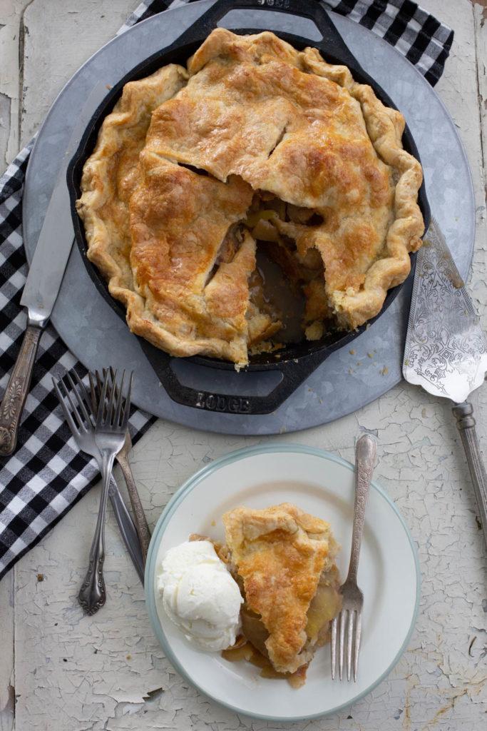 Traeger Grills Apple Pie