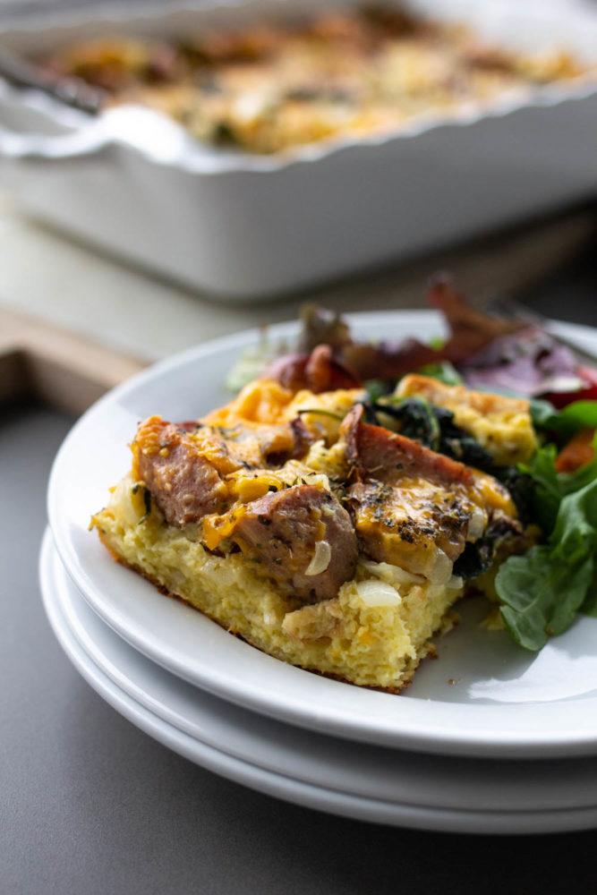 Savory Easy Breakfast Bake!