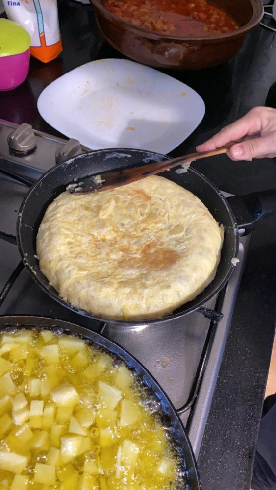 How to make Authentic Tortilla Espanola