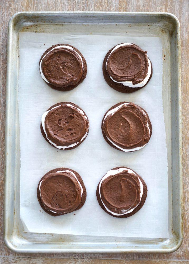 Cutler's Original Brownie Marshmallow Cookie Recipe
